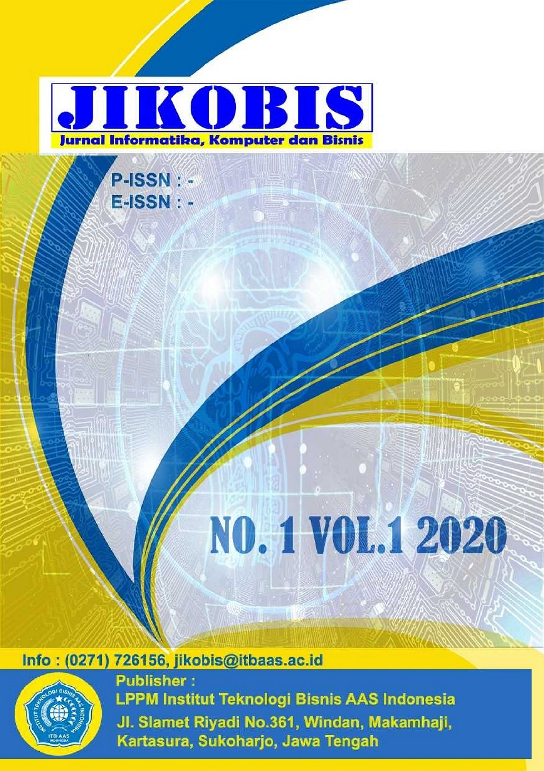 View Vol. 1 No. 01 (2021): Volume 01, Issue 01 : January - April 2021